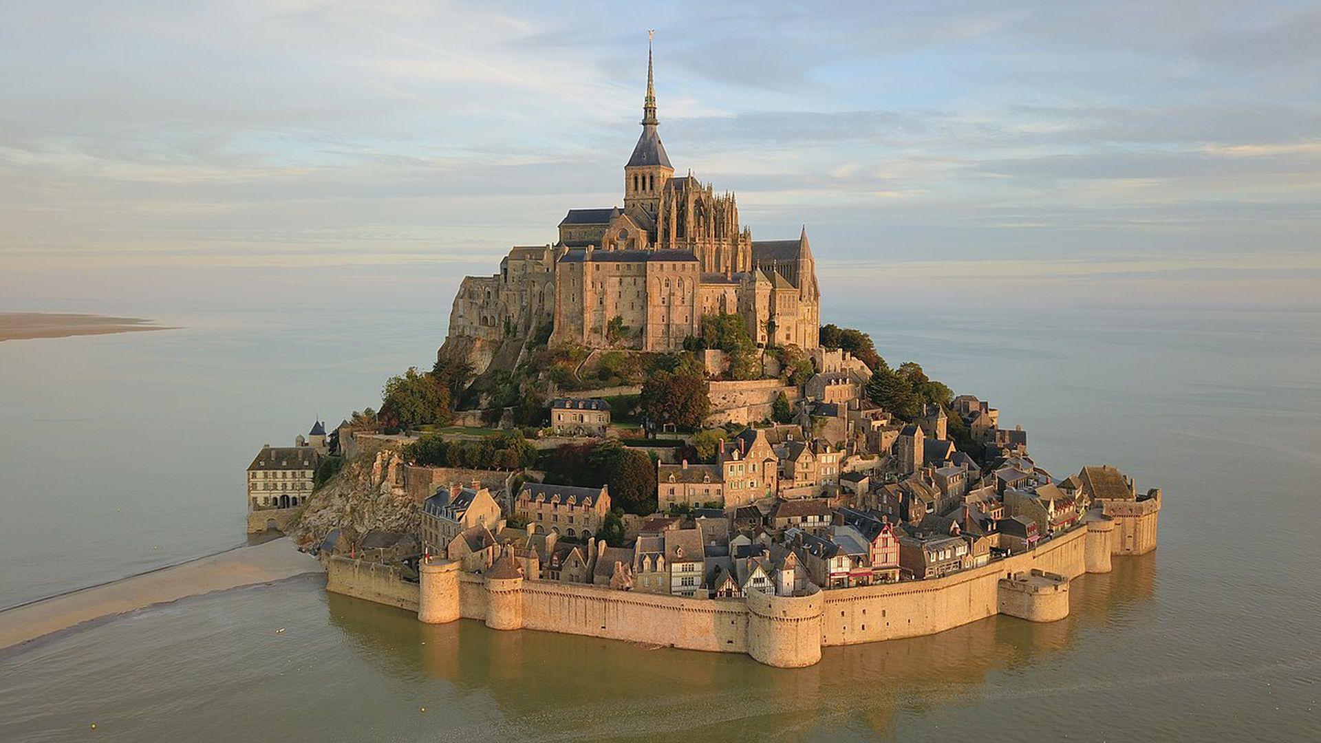 Abbaye du Mont St Michel (billets et audioguide)