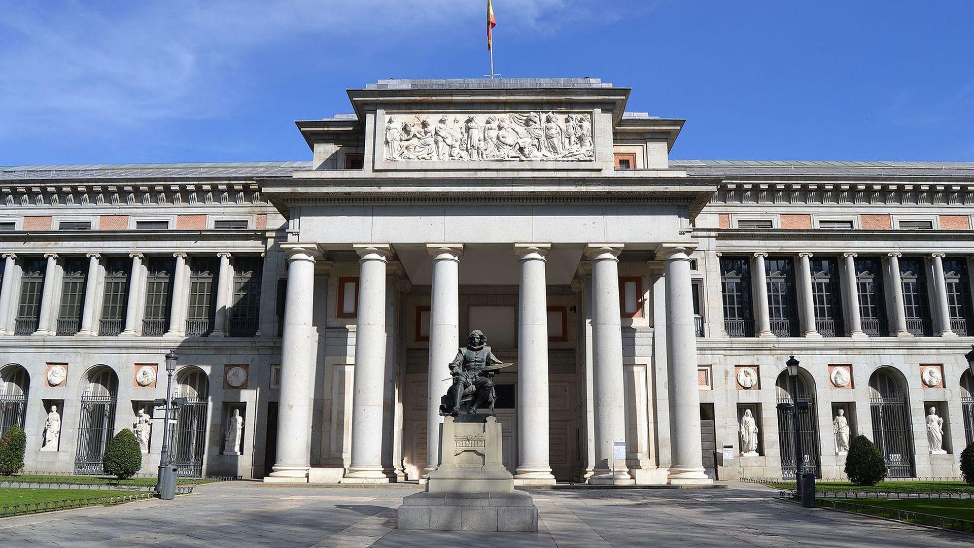 Prado Museum: Skip-the-Line & Audio Tour