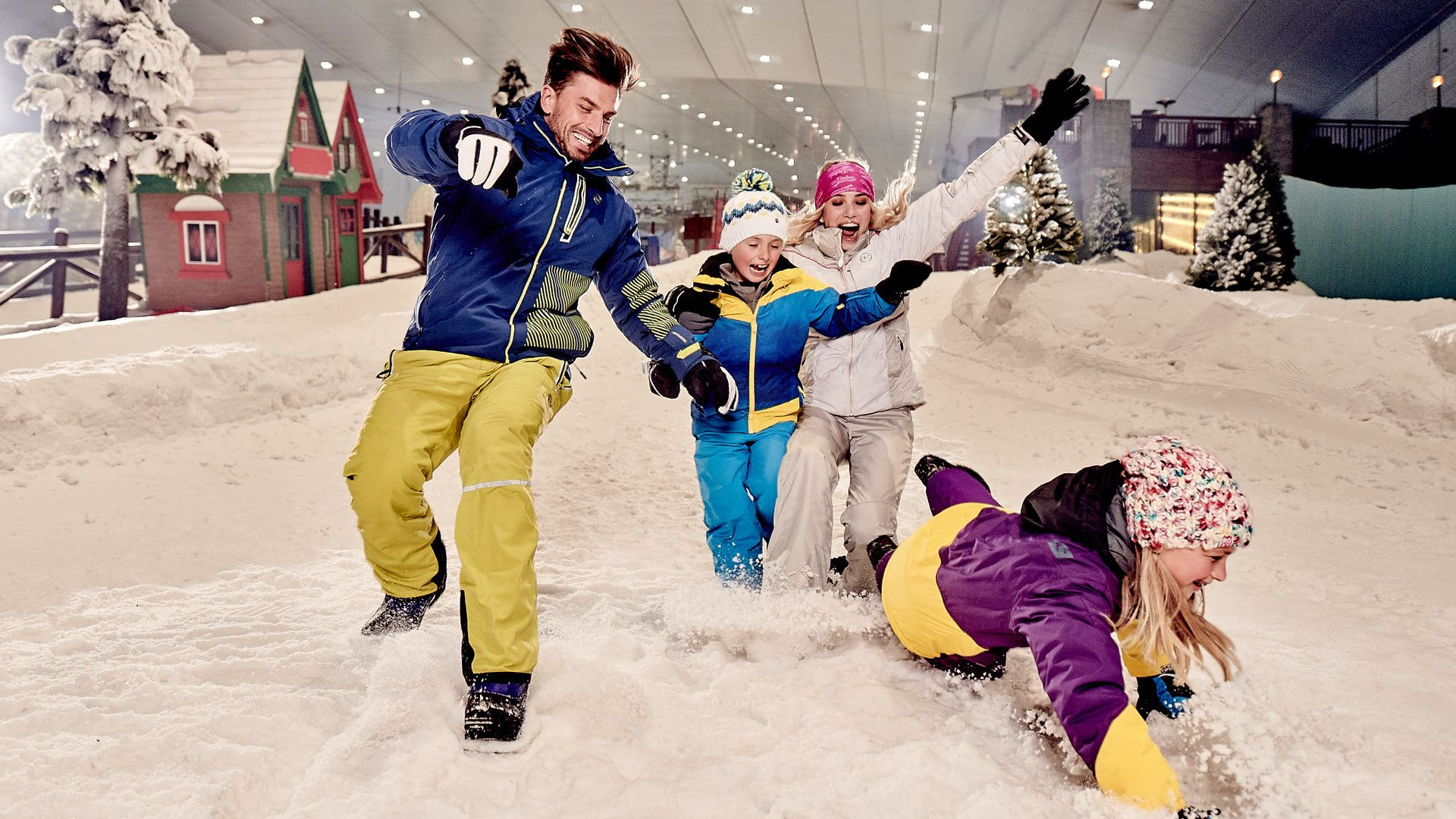 Ski Dubai Snow Park: Fast Track