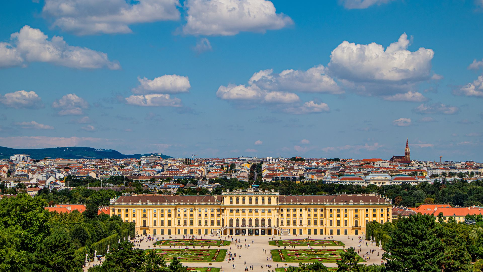 Schonbrunn Palace and Gardens: Audio Guide & Tickets
