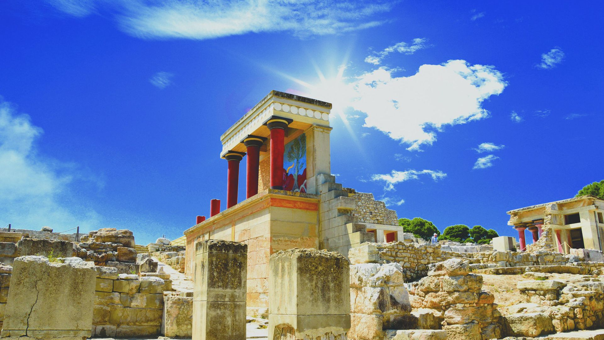 Knossos Palace & Archaeological Site