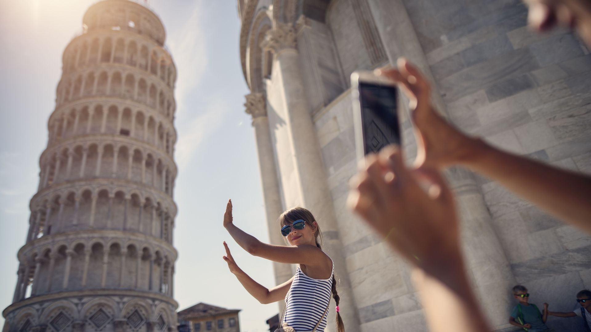 The Tower of Pisa — The Witness of the Middle Ages: Ticket & Audio Tour
