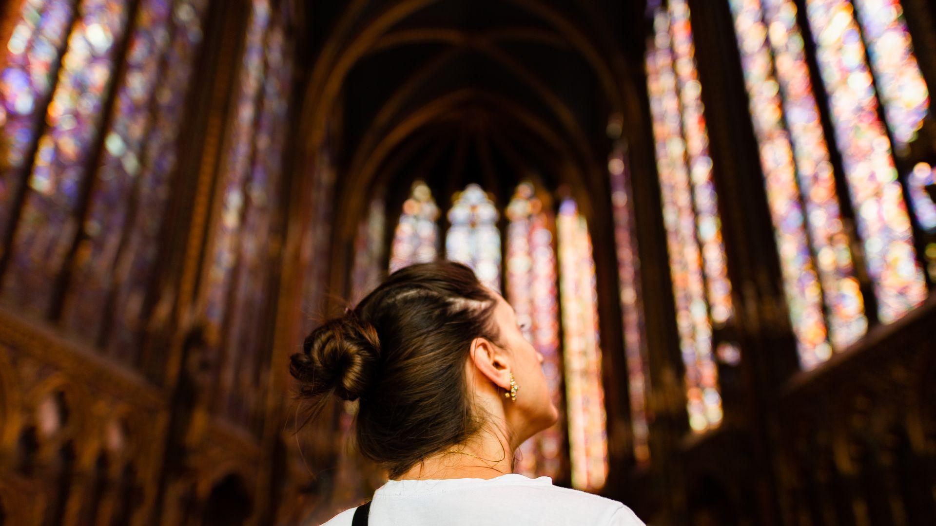 La Sainte-Chapelle: Admission Ticket & Audio Tour