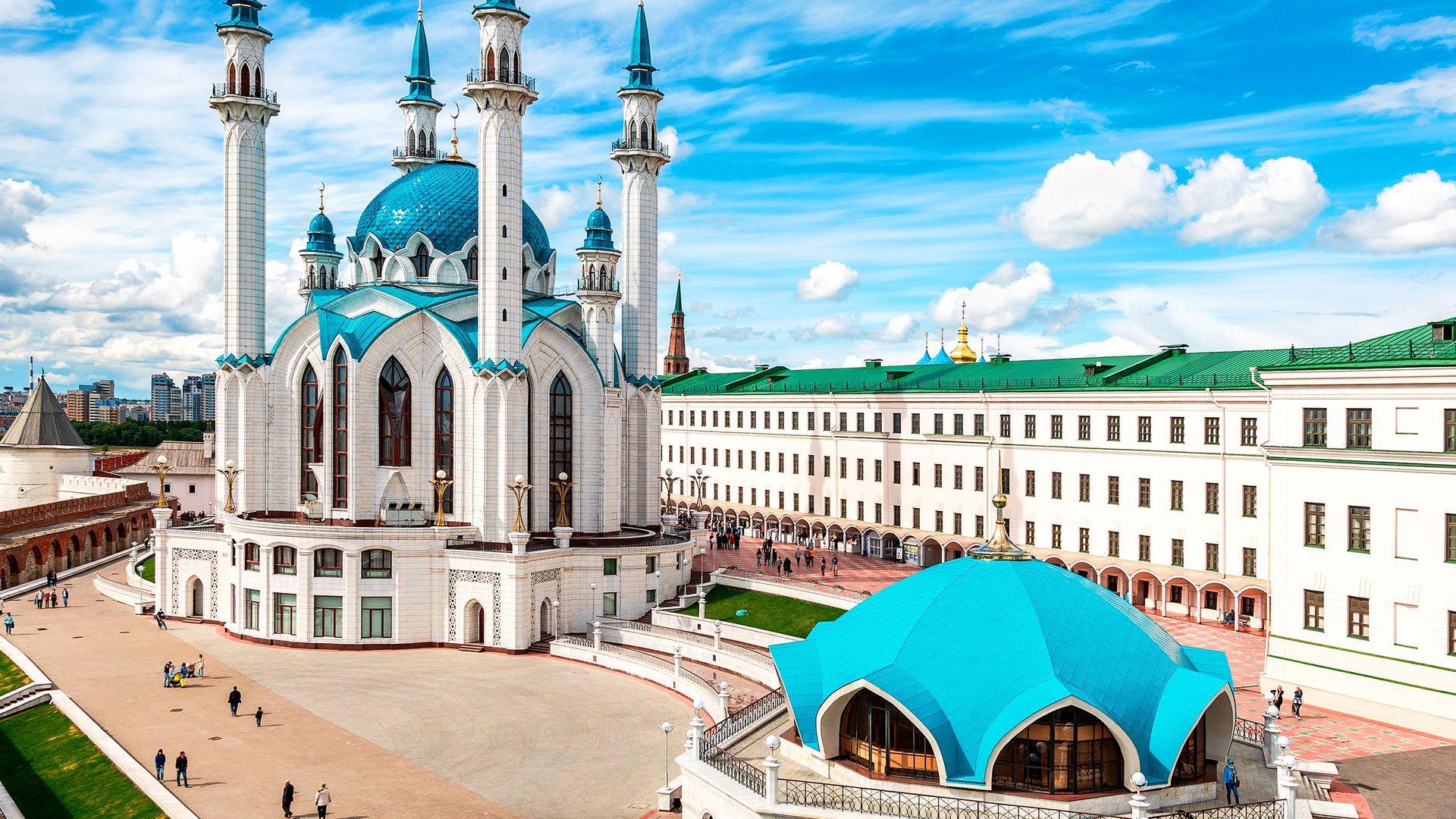 Городские легенды Казани