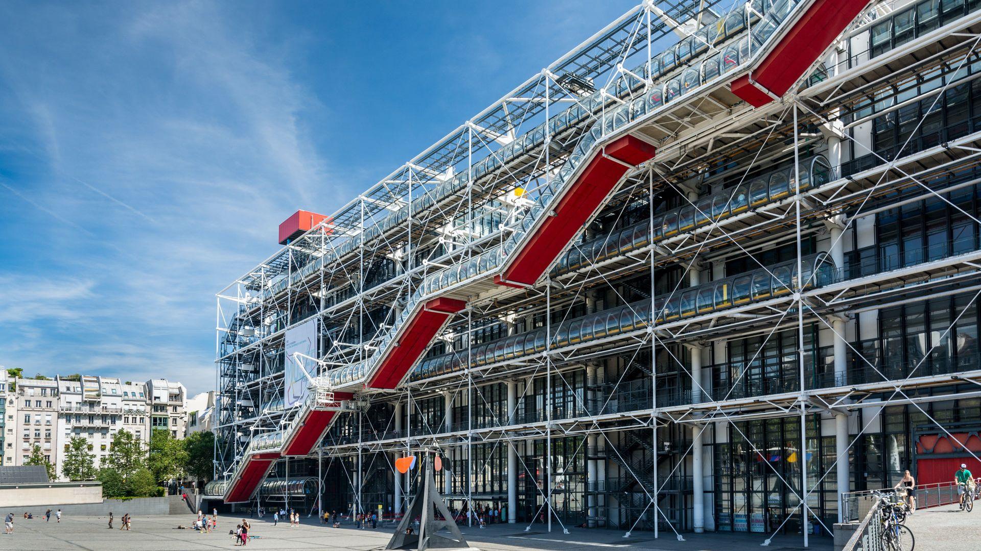 Centre Pompidou: Skip The Line