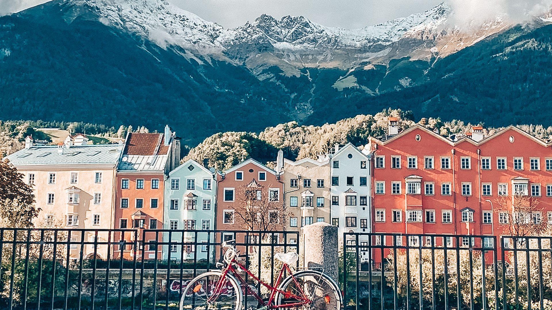 Инсбрук: истории, панорамные фото-локации и вкуснейшие кафе!
