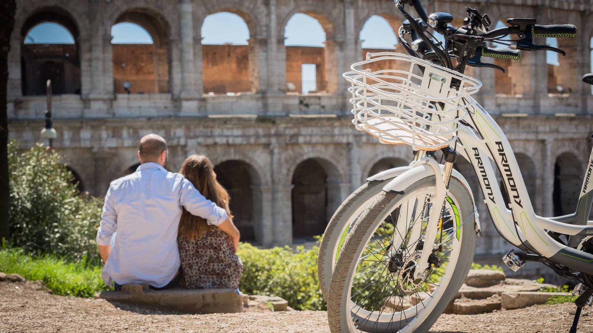 E-Bike Rental on the Tiber