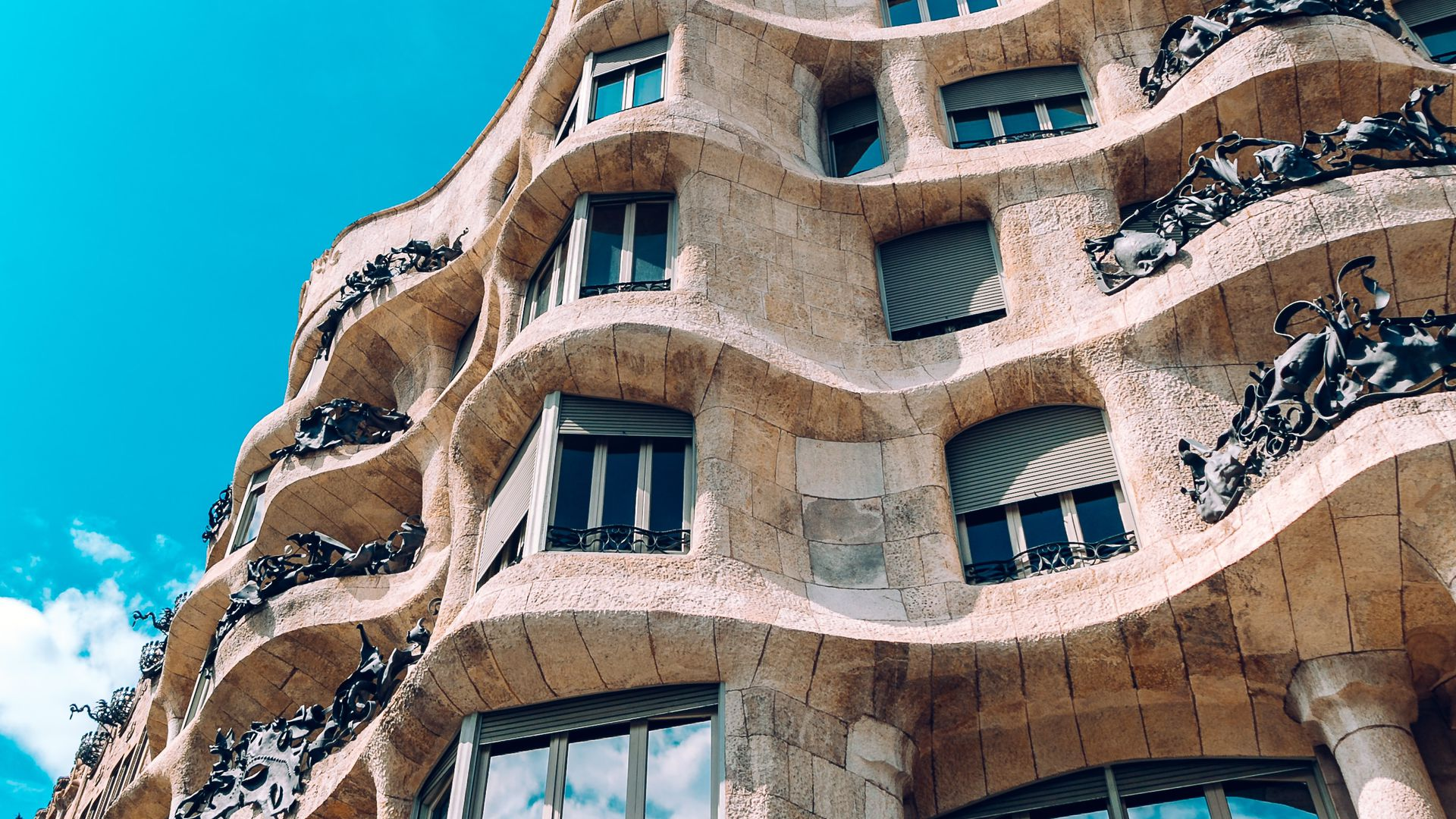 Casa Milà La Pedrera: Skip-The-Line Ticket & Audio Tour