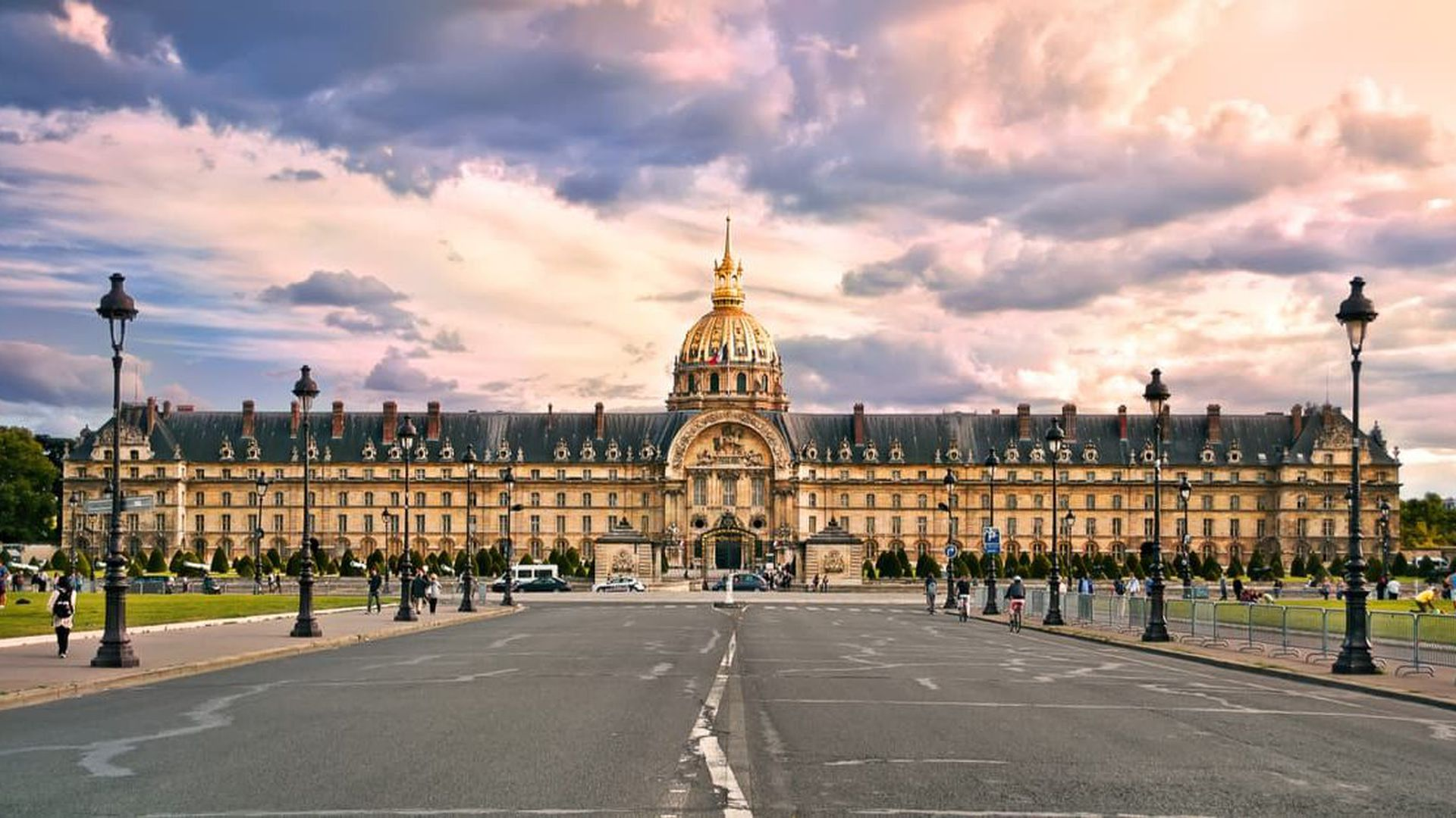 Les Invalides — the Museum of the Army: Skip-the-Line Ticket & Audio Tour
