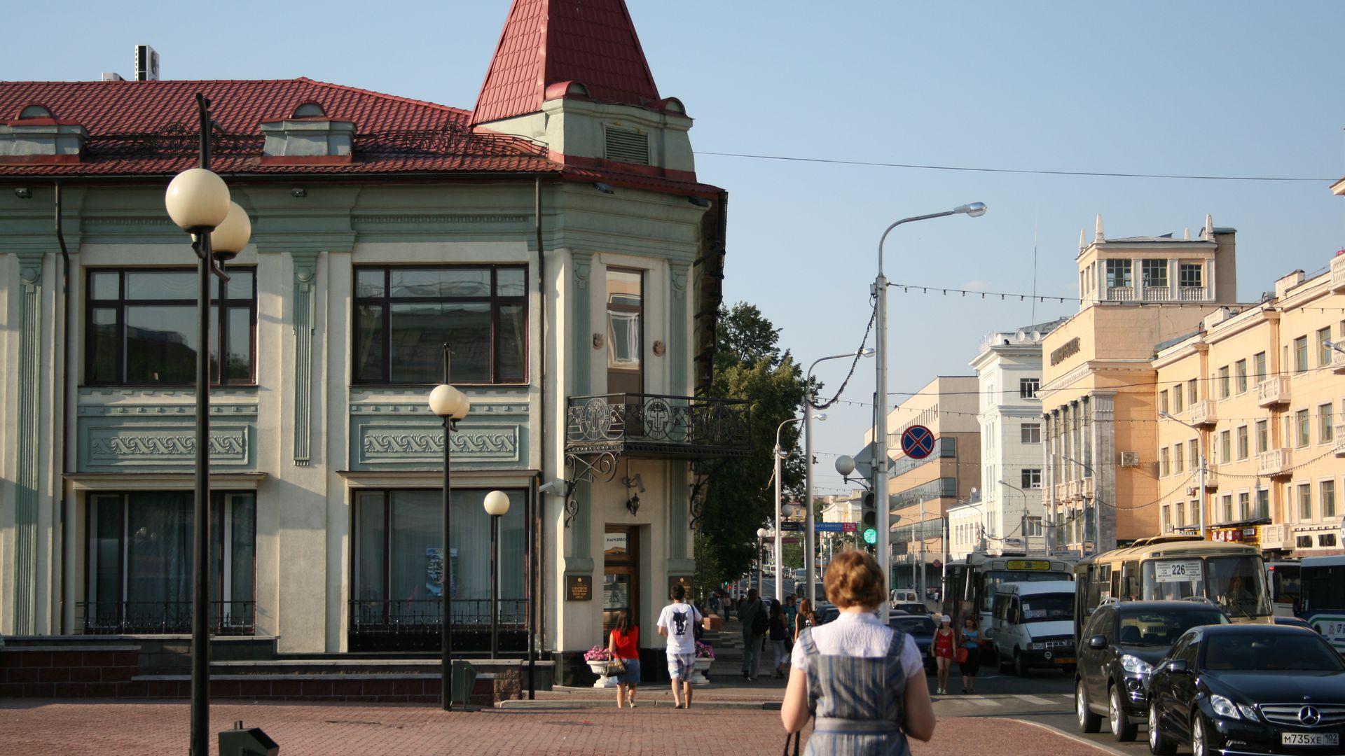 Душа города: историческая прогулка от Кремля до Нестеровки
