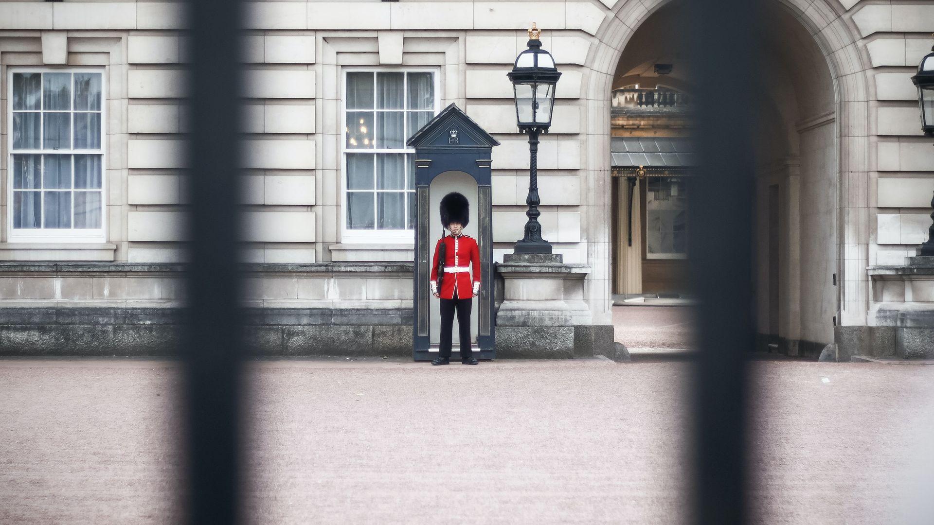 London Royal Tour