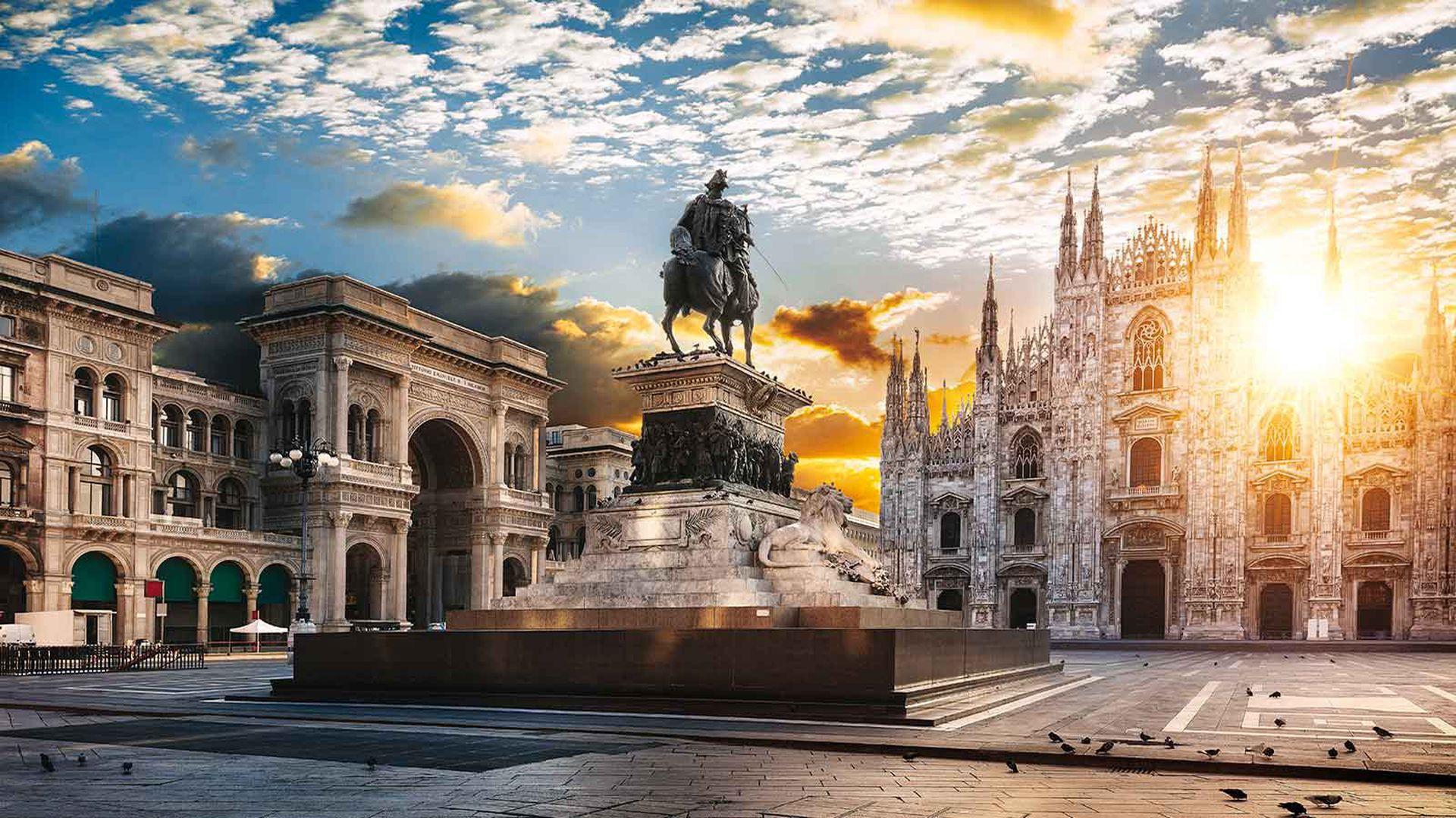 Art Masterpieces of Milan: Walking Tour