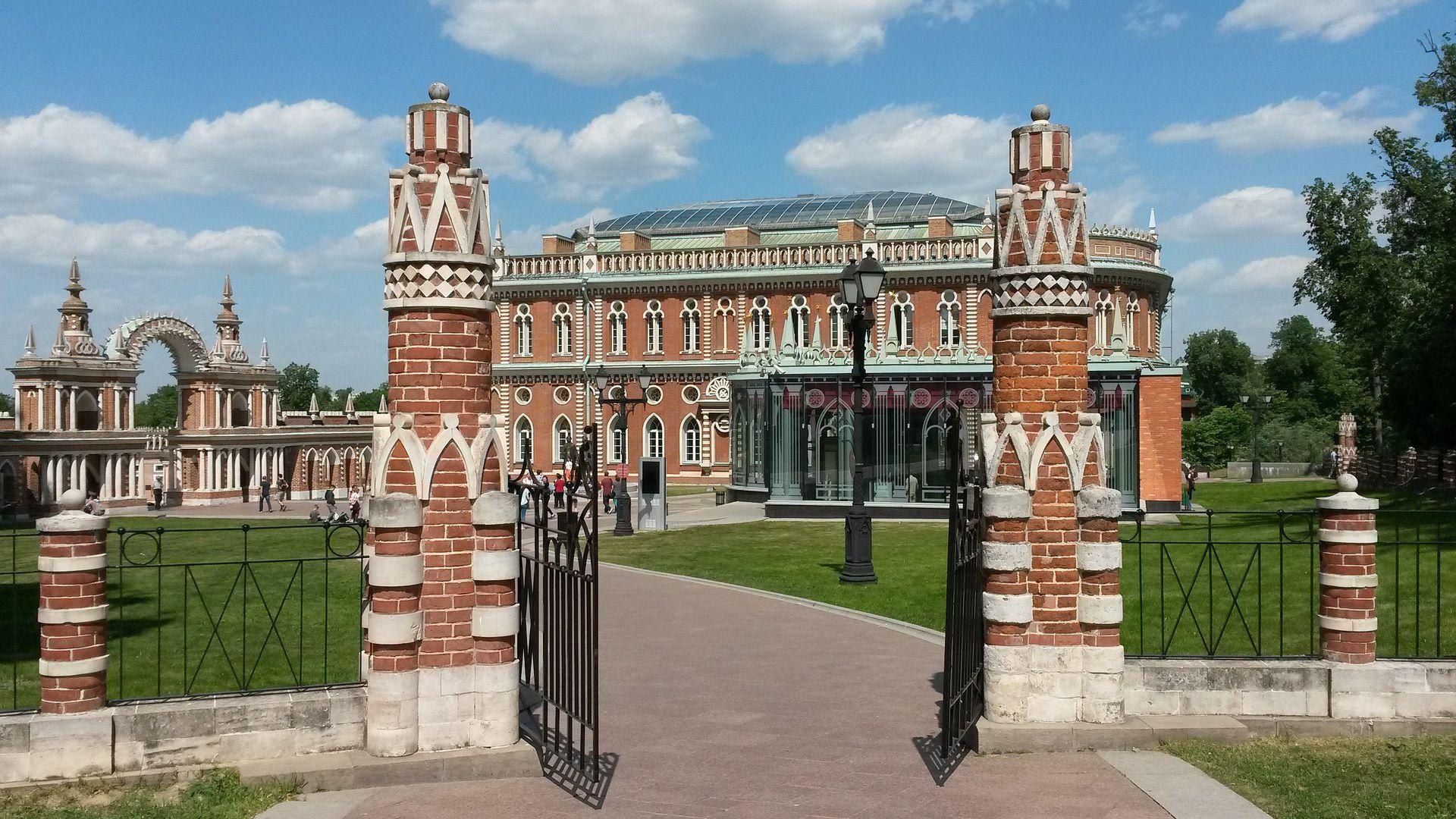 Царицыно: архитектурная прогулка по музею-заповеднику