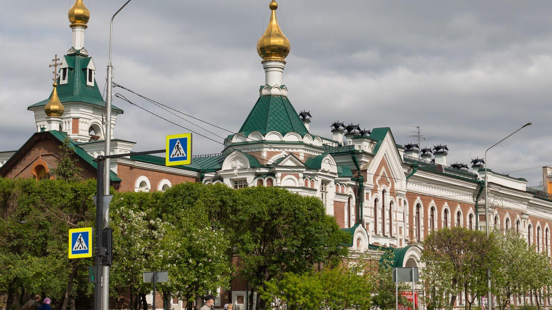 Urban Legends of Krasnoyarsk