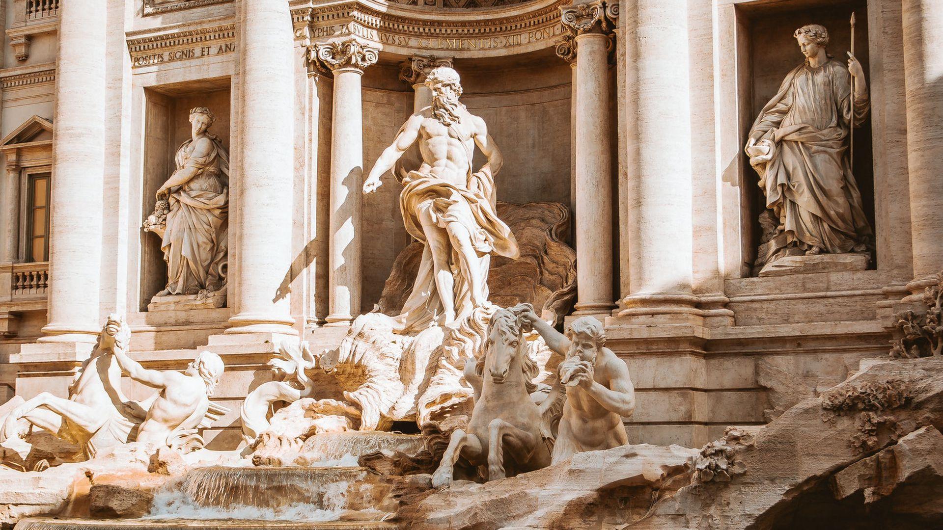 Бернини vs Борромини: прогулка по центру Рима