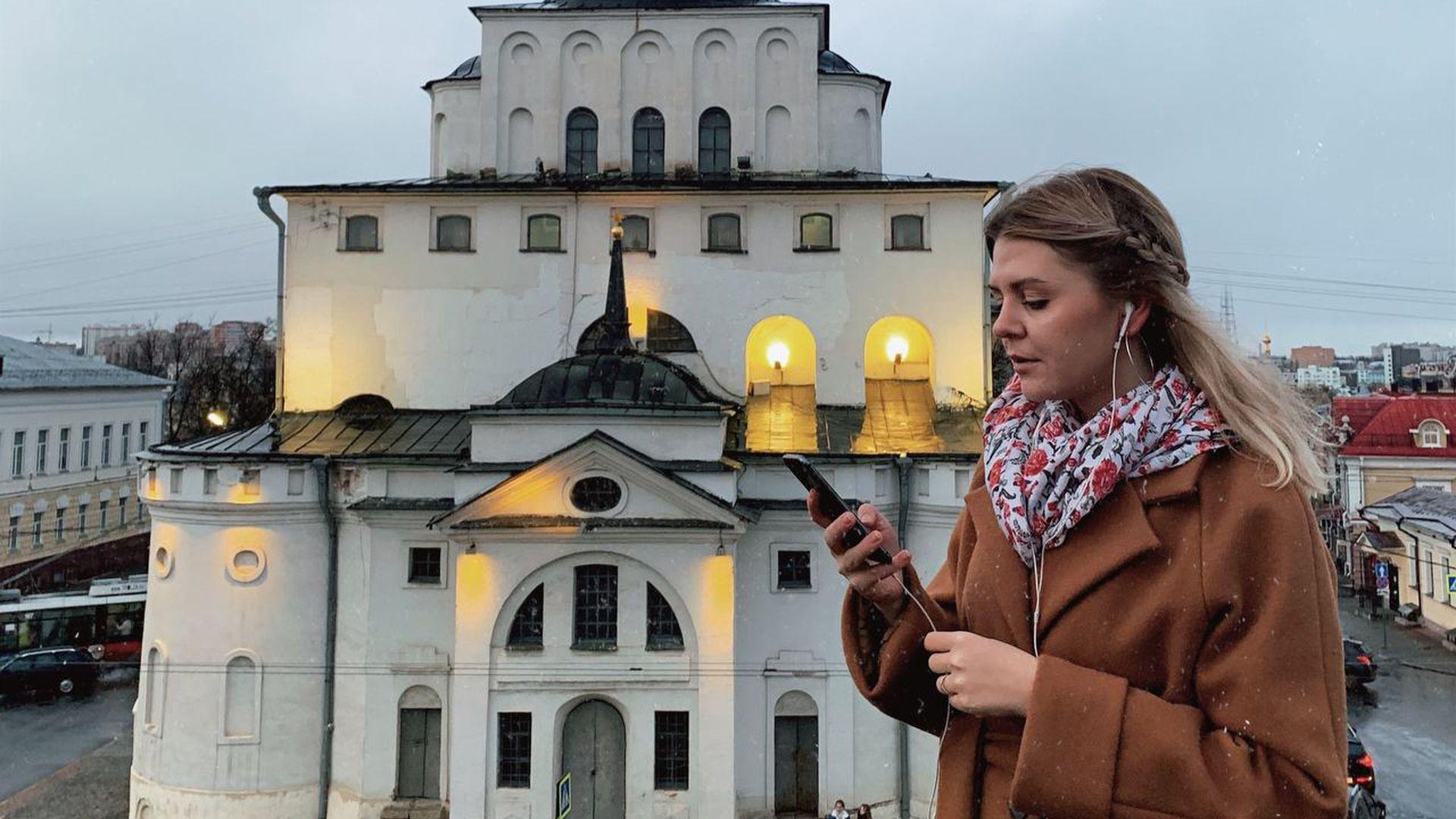 Проводник по Владимиру — главное за 2 часа с аудиогидом