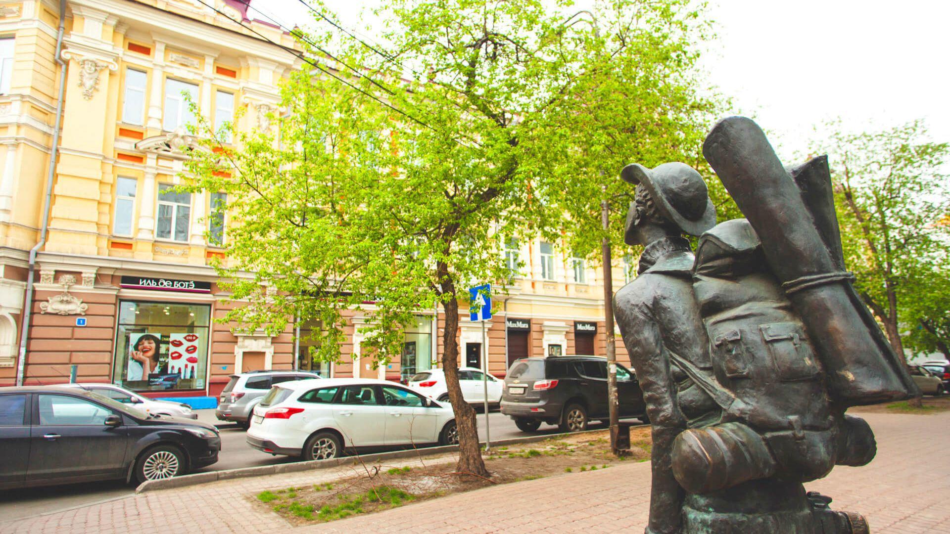 Городские легенды Иркутска
