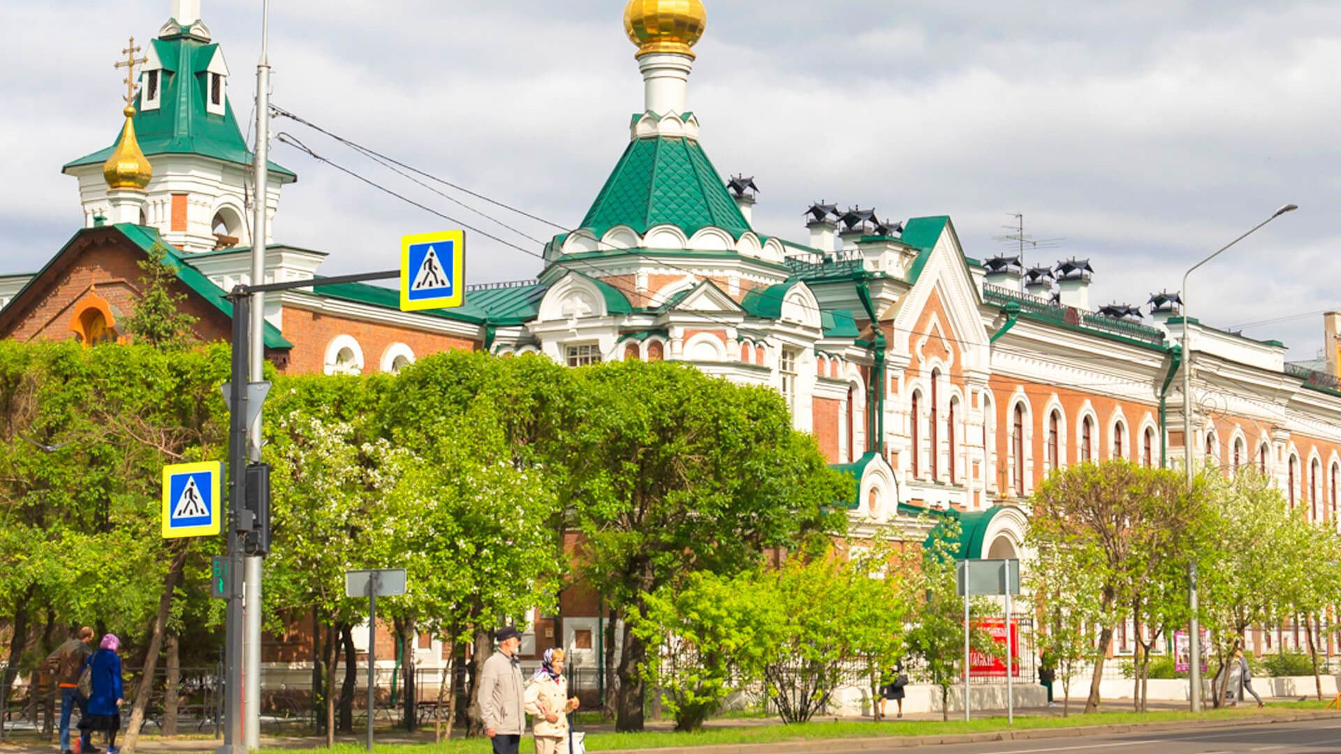 Городские легенды Красноярска