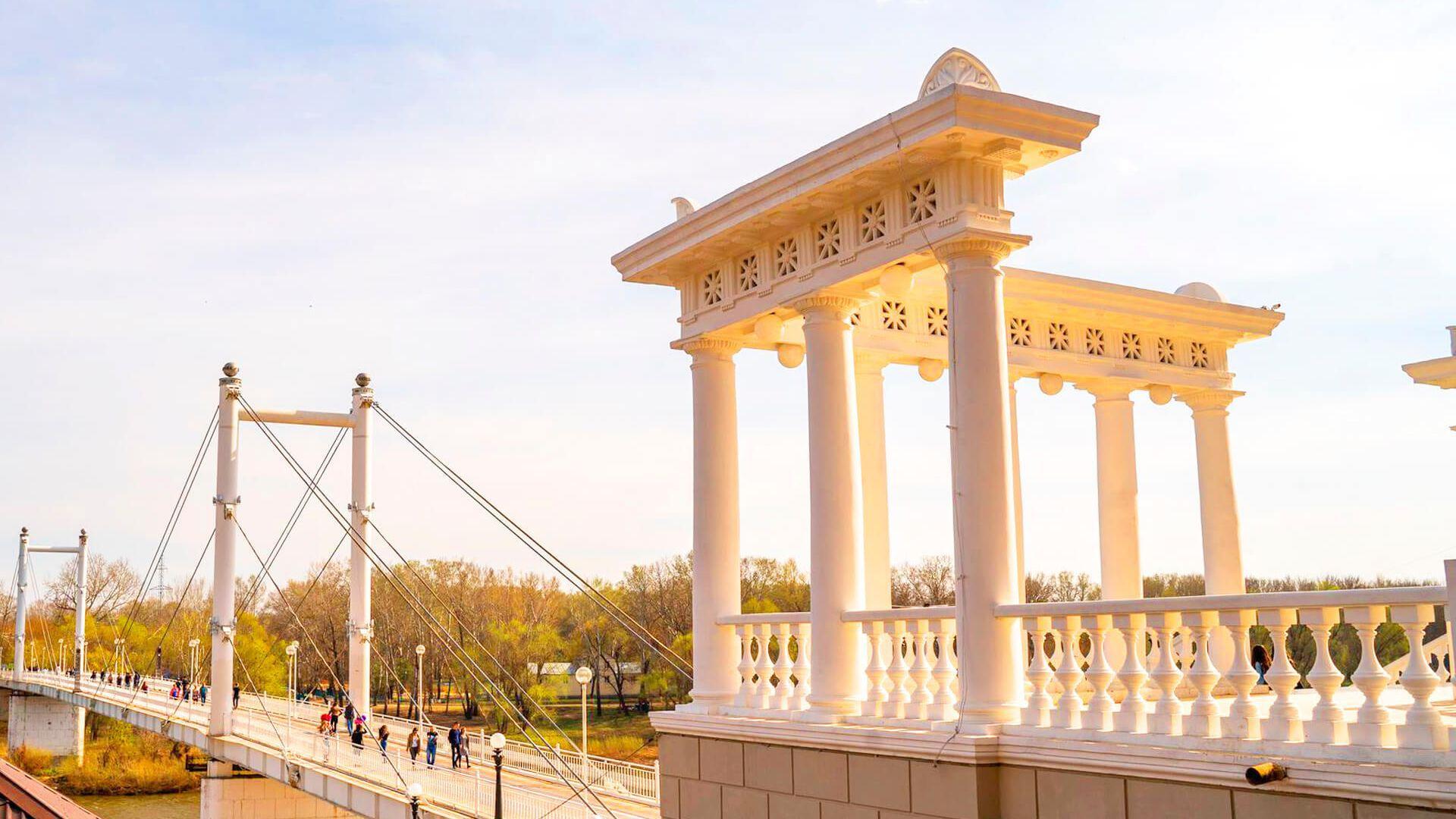 Городские легенды Оренбурга