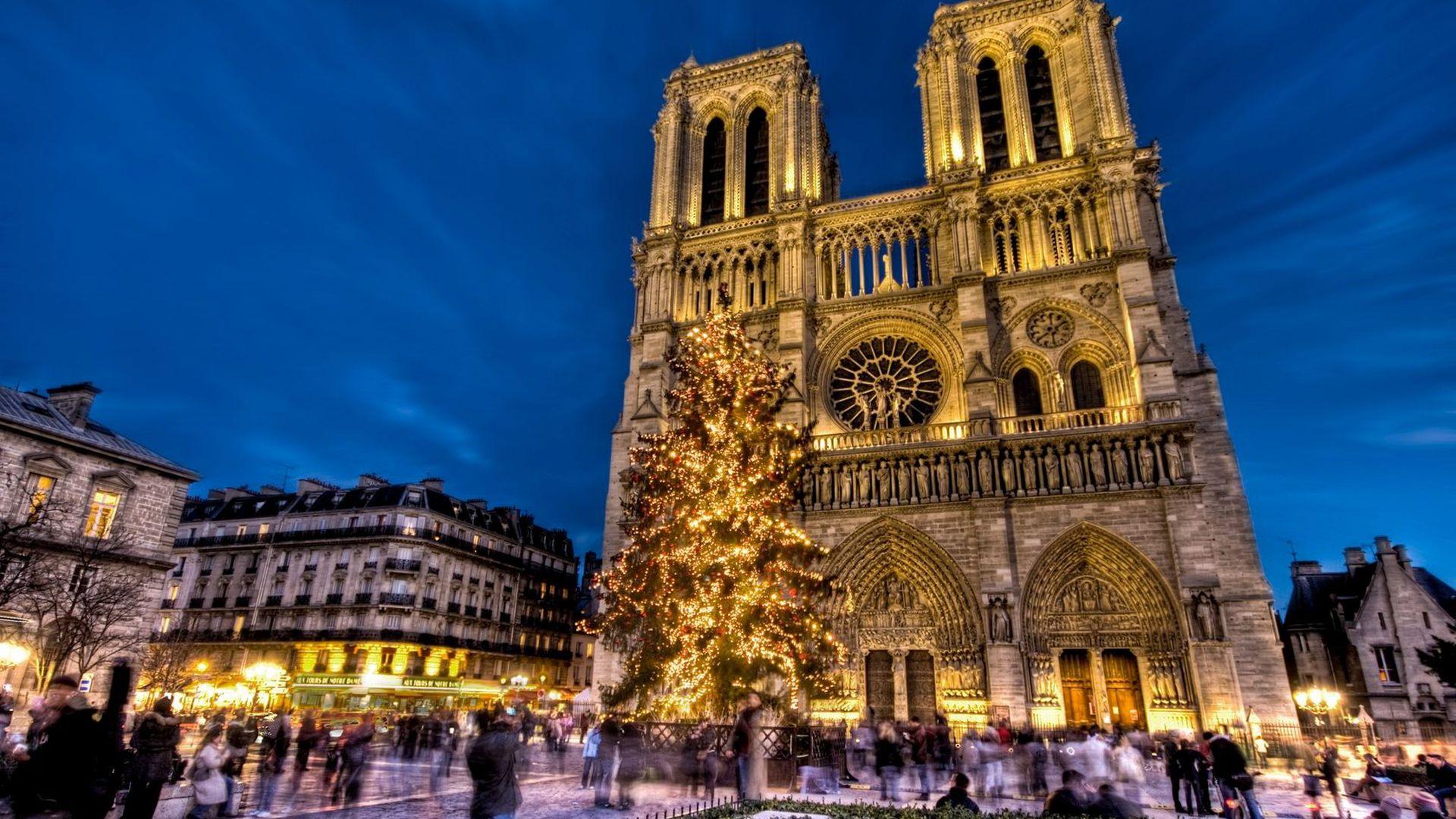 Защитник Рождества: праздничное приключение в Париже